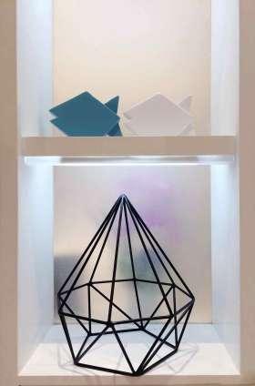 现代几何造型装饰品