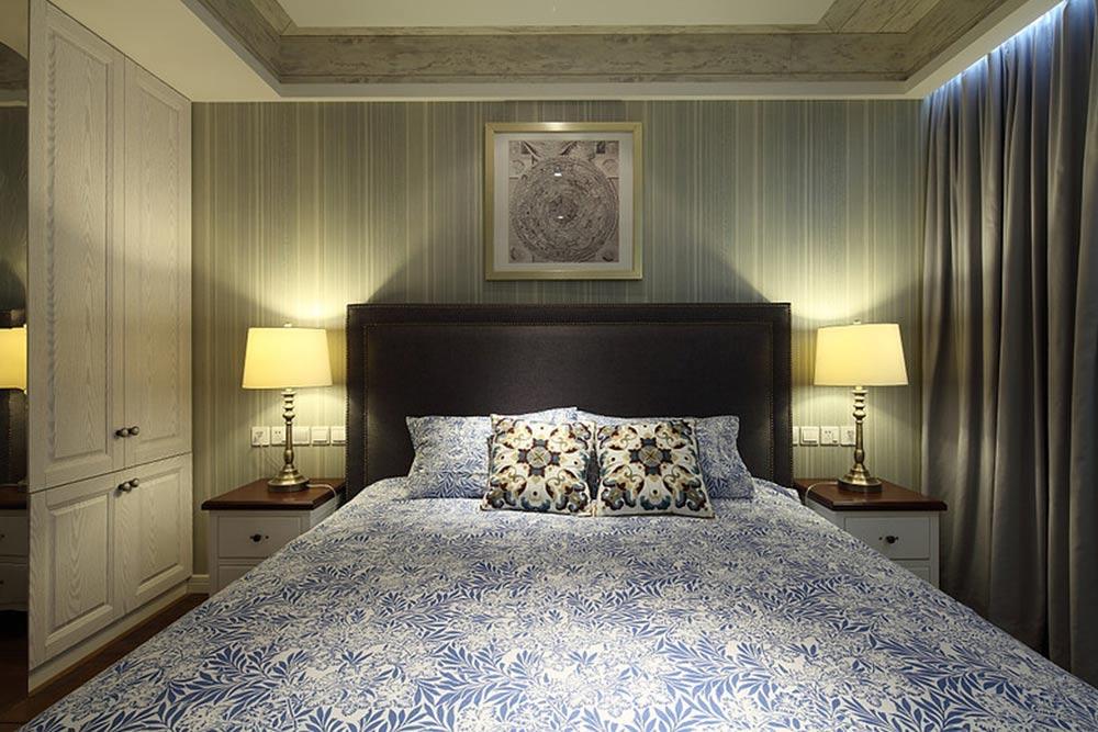 2016欧式风格卧室装潢设计