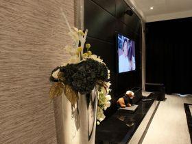 高端质感简欧风格背景墙装潢案例精选