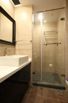 新中式简约卫生间设计图片