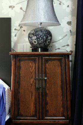 中式精巧收纳柜装潢图片