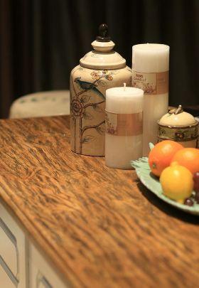 中式风格收纳柜陈列装饰
