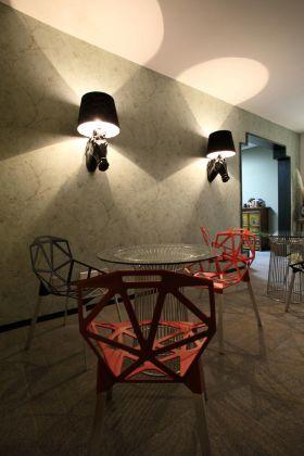 时尚新中式典雅休闲室装修设计图片