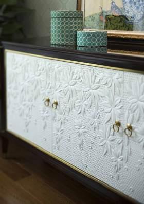 精致典雅新古典收纳柜设计