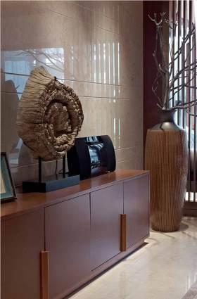 2016素雅原始新中式收纳柜装饰设计