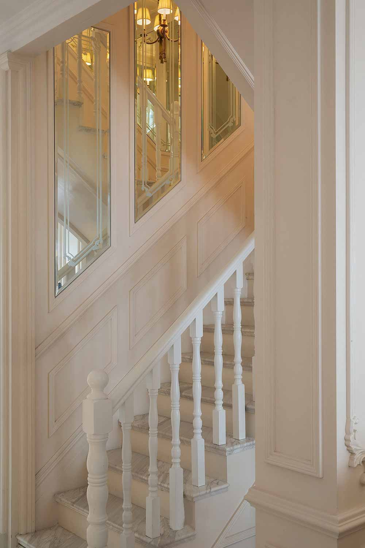 2016欧式精致楼梯装饰