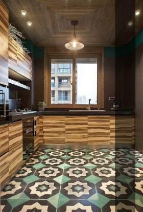 时尚别致新古典风格厨房装潢