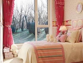 2016甜美欧式儿童房设计实例
