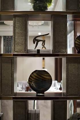 新古典风格精品收纳柜设计展示