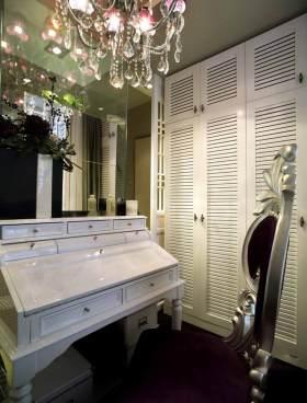 新古典主义时尚收纳柜设计案例
