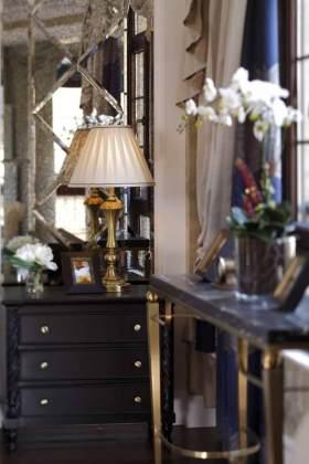 新古典主义精致收纳柜装饰图片