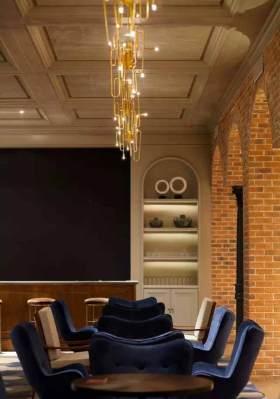 2016新古典主义休闲室设计欣赏