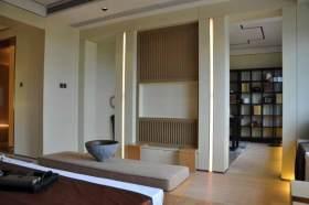中式创意设计背景墙装饰