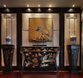 高端大气新中式收纳柜装饰欣赏
