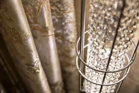 2016新古典精致唯美窗帘装饰布置