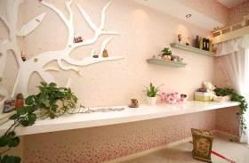 美式家装背景墙实用装饰设计