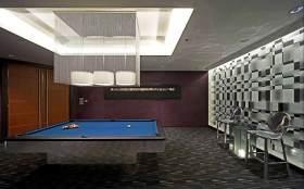 现代质感休闲室装修效果图