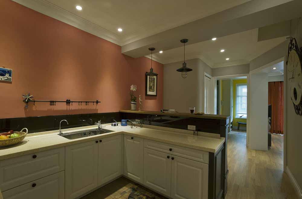 2016简约厨房装修设计效果图