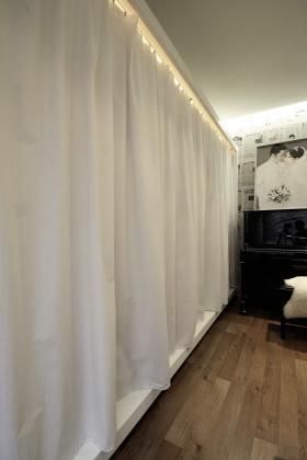 2016现代简洁窗帘设计图展示