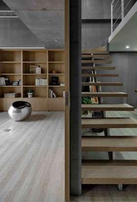 2016现代时尚楼梯装修效果图