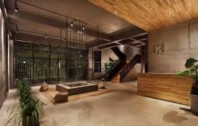 现代质感室内装饰设计效果图
