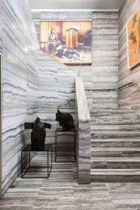 2016现代时尚楼梯设计装修