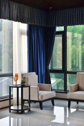 2016现代风格素雅窗帘设计