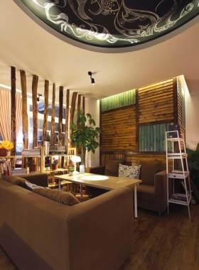 古典质朴中式风格餐厅设计图片