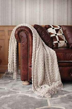 2016美式休闲皮质沙发设计