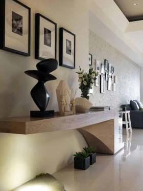 现代时尚照片墙设计欣赏