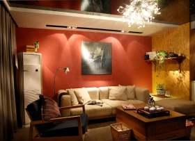 现代风格客厅装修设计