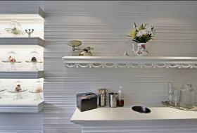 新古典风格简洁时尚收纳展示柜欣赏