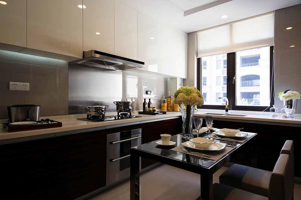 2016现代时尚开放式厨房设计