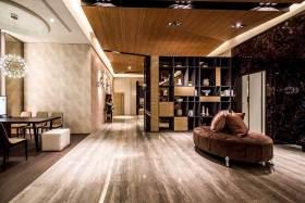 奢华现代风格休闲区域装潢