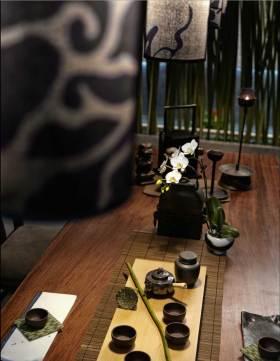 古典中式书桌装饰品欣赏