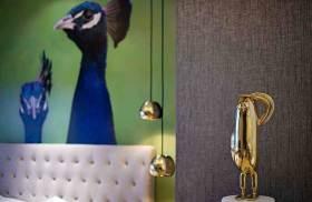 现代风格金属装饰品欣赏