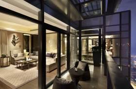 奢华典雅现代风格阳台设计
