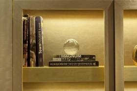 典雅简约欧式收纳柜局部设计