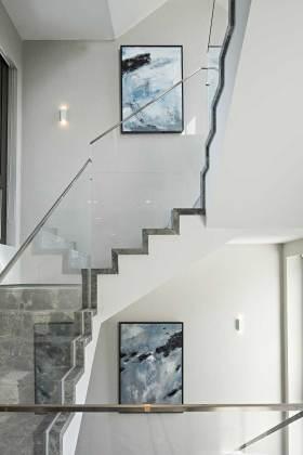 时尚简约楼梯设计