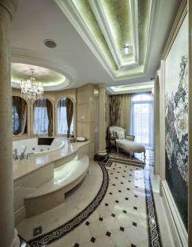 典雅复古欧式卫生间装修