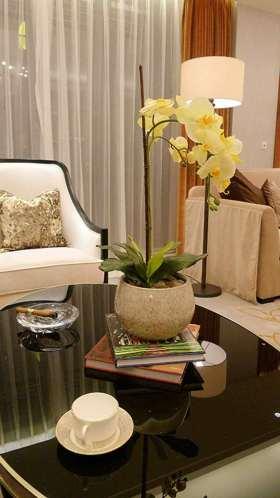 华丽美式客厅装饰欣赏