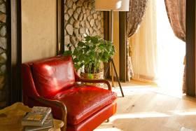 古典简欧风格沙发设计