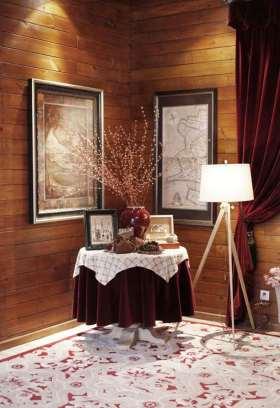 温暖欧式风格空间设计展示