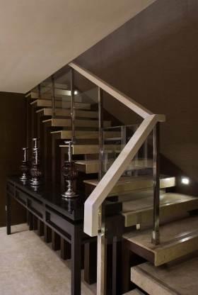 新古典楼梯局部设计展示