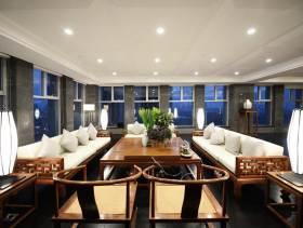 中式典雅新古典风格餐厅设计