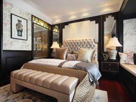 中式新古典卧室展示