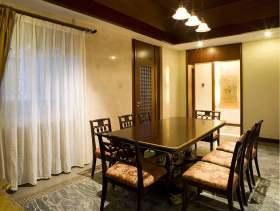 中式古典餐厅唯美设计