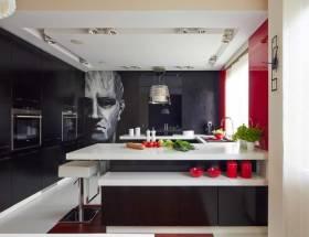 现代艺术创意厨房设计欣赏