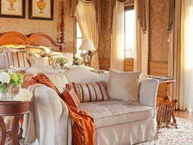 经典欧式风格卧室装修效果欣赏