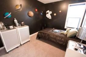 创意装饰现代风格儿童房装修案例